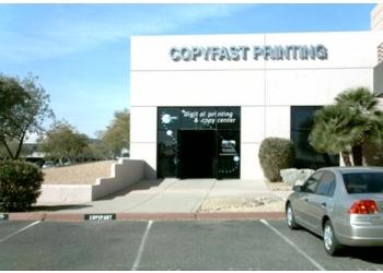 Scottsdale printing service Copyfast Printing Center