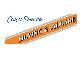 Coral Springs Moving Company Coral Springs Moving U0026 Storage