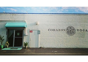 McAllen yoga studio Corazon Yoga Studio