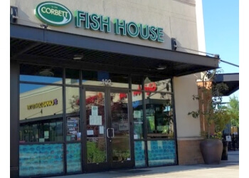 Vancouver seafood restaurant Corbett Fish House  East Vancouver