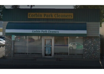 Spokane dry cleaner Corbin Park Dry Cleaners