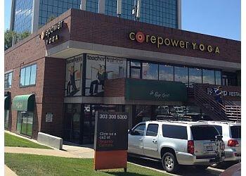 Denver yoga studio CorePower Yoga