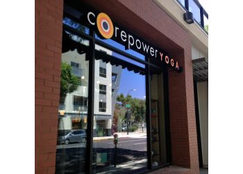 Pasadena yoga studio CorePower Yoga