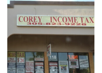 Hialeah accounting firm Corey & Associates