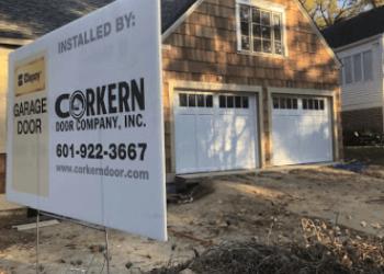 Jackson garage door repair Corkern Door Company, Inc.