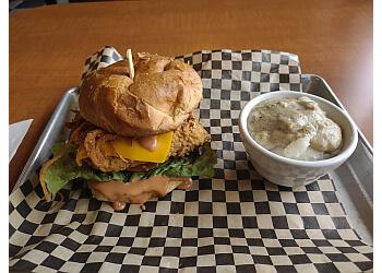 Eugene vegetarian restaurant Cornbread Cafe