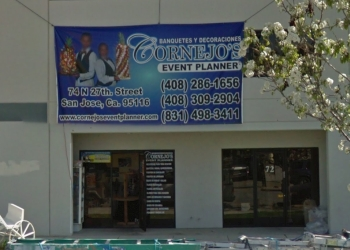 San Jose event management company Cornejo's Event Planner