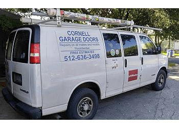 Austin garage door repair Cornell Garage Doors LLC.