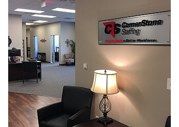 Frisco staffing agency CornerStone Staffing