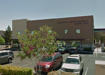 Las Vegas preschool Cornerstone Christian Academy & Tykes Preschool