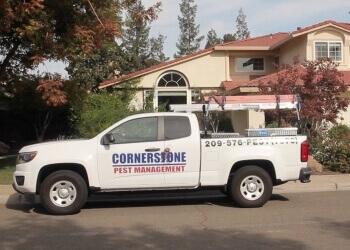 Modesto pest control company Cornerstone Pest Management