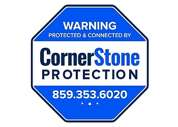 Lexington security system Cornerstone Protection