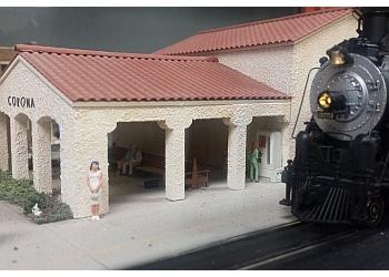 Corona places to see Corona Model Railroad Society