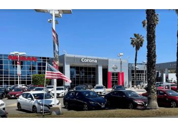 Corona car dealership Corona Nissan