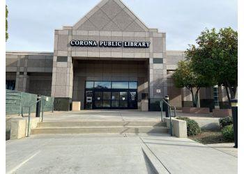 Corona landmark Corona Public Library