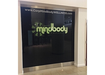 Detroit massage therapy Corporate Mind & Body Wellness Clinic