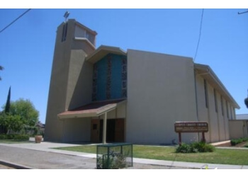 Fremont church Corpus Christi Church