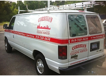 Raleigh commercial cleaning service Correia's Cleaning Service