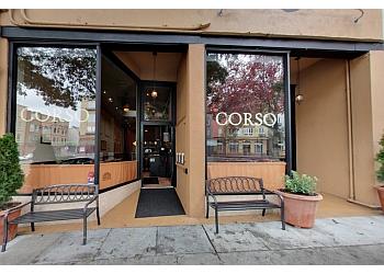 Berkeley italian restaurant Corso