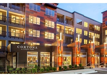 St Louis apartments for rent Cortona at Forest Park