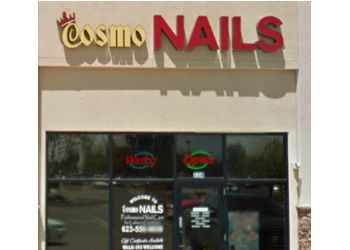 Surprise nail salon Cosmo Nails