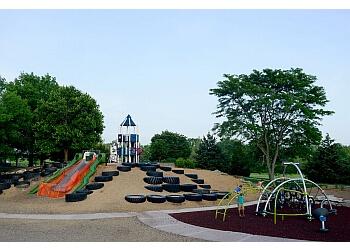 Columbia public park Cosmo Park
