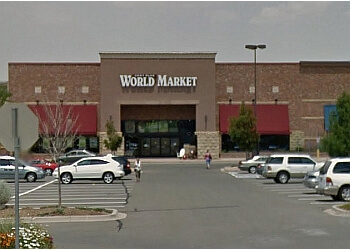 Aurora furniture store Cost Plus World Market