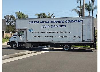 Santa Ana moving company Costa Mesa Moving Company, Inc.