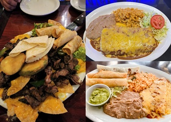 McAllen mexican restaurant Costa Messa Restaurant