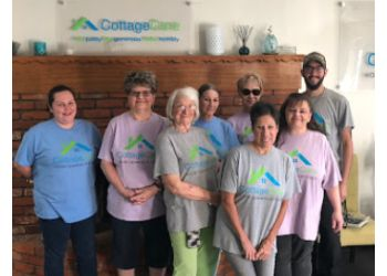 Tulsa house cleaning service CottageCare