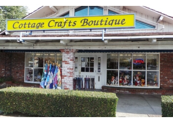 San Jose gift shop Cottage Crafts Boutique