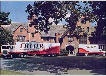 Akron moving company Cotter Moving & Storage