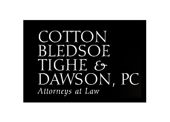 Midland employment lawyer Cotton Bledsoe Tighe & Dawson, P.C.