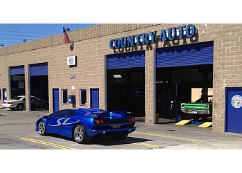 Santa Clarita car repair shop Country Automotive