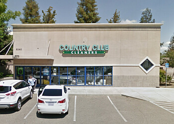 Visalia dry cleaner Country Club Cleaners