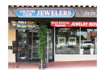 Fullerton jewelry Country Club Jewelers