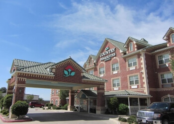 Amarillo Hotel Country Inn Suites
