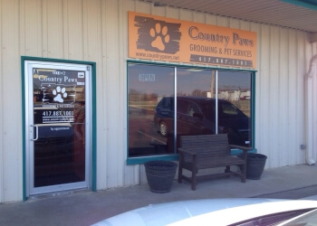 Springfield pet grooming Country Paws