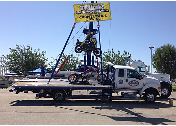 Lancaster towing company Countrywide Towing, Inc.