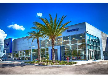 Tampa car dealership Courtesy Hyundai of Tampa