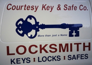 Wichita 24 hour locksmith Courtesy Key & Safe Co.