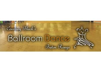 Baton Rouge dance school Courtney Black's Ballroom Dance