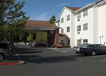 Portland assisted living facility Courtyard at Mt. Tabor