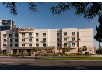 Santa Ana hotel Courtyard by Marriott