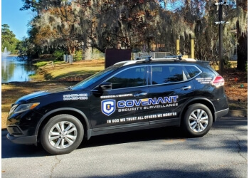 Savannah security system Covenant Security & Surveillance, LLC