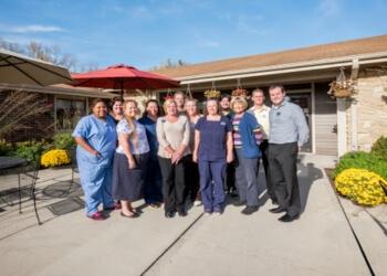 Fort Wayne occupational therapist Covington Manor Health and Rehabilitation Center