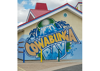 Salt Lake City amusement park Cowabunga Bay Water Park