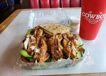 Fontana barbecue restaurant Cowboy Burgers & BBQ Inc