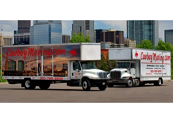 Thornton moving company Cowboy Moving & Storage