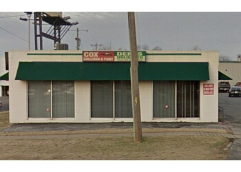 Springfield auto body shop Cox Collision